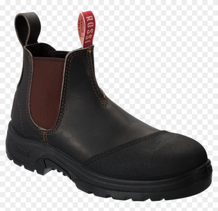 eca97cac695 Hercules Safety - Rossi 301 Boots, HD Png Download - 2000x2000 ...