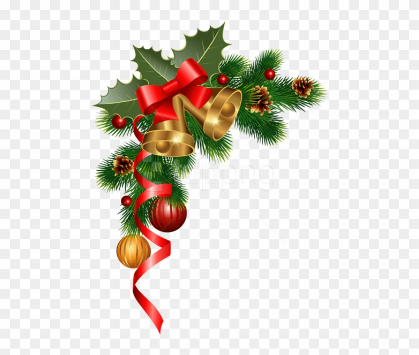Png Christmas Decorations.Free Png Christmas Corner Decoration Png Christmas Corner