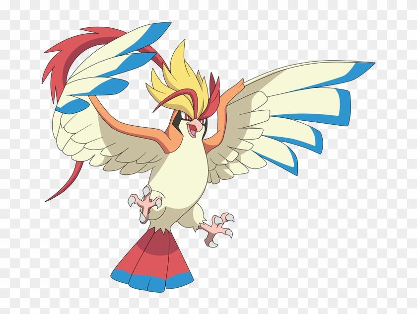212kib 800x638 Mega Pidgeot Mega Pidgeot Pokemon Drawing Hd Png Download 800x638 1359317 Pngfind