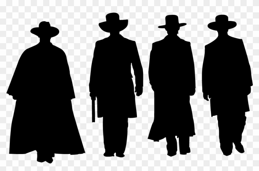 7512e7879ff46 Cowboy Silhouette Png - Tombstone Movie Silhouette