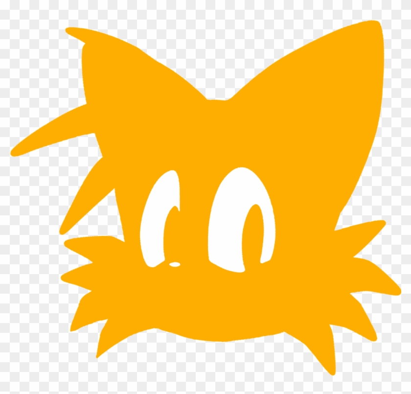 Tails The Fox Logo - Miles Tails Prower Logo, HD Png