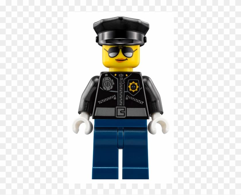 Ninjago City Lego Ninjago Movie Police Hd Png Download 800x600