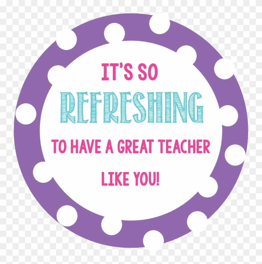 photo relating to Printable Tag named Instructor Appreciation Present Tags Trainer Present Tag - We Whisk