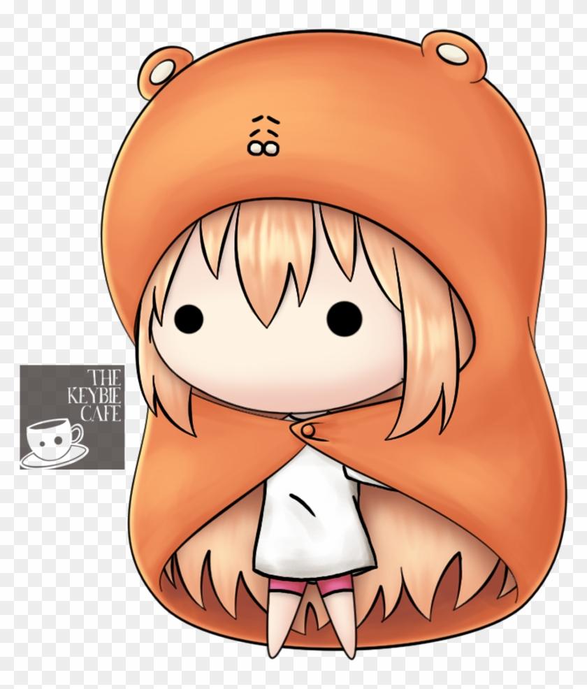 Umaru-chan Keybies - Umaru Doma - Cartoon, HD Png Download