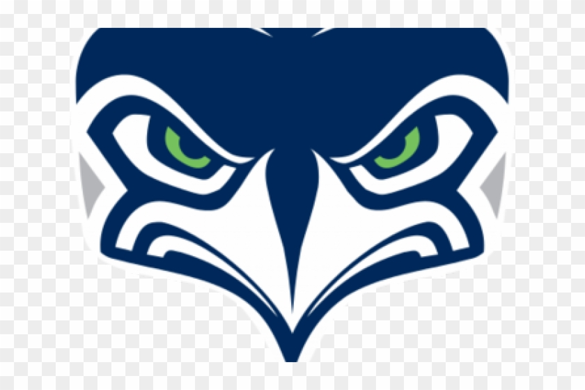 Seattle Seahawks Clipart Coloring Seahawks New Logo Hd