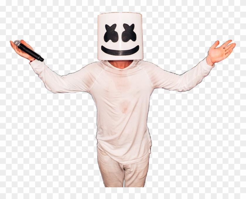Marshmello Png Alan Walker Vs Marshmello Alone Transparent Png