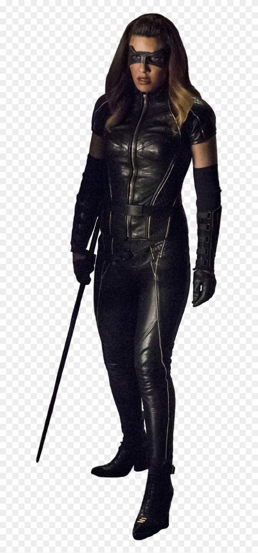 the latest f009b 22403 No Caption Provided - Black Canary Arrow Dinah Drake, HD Png Download