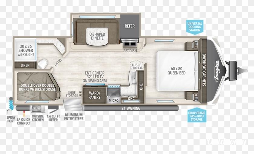 Tx Floorplan 2018 Grand Design Imagine