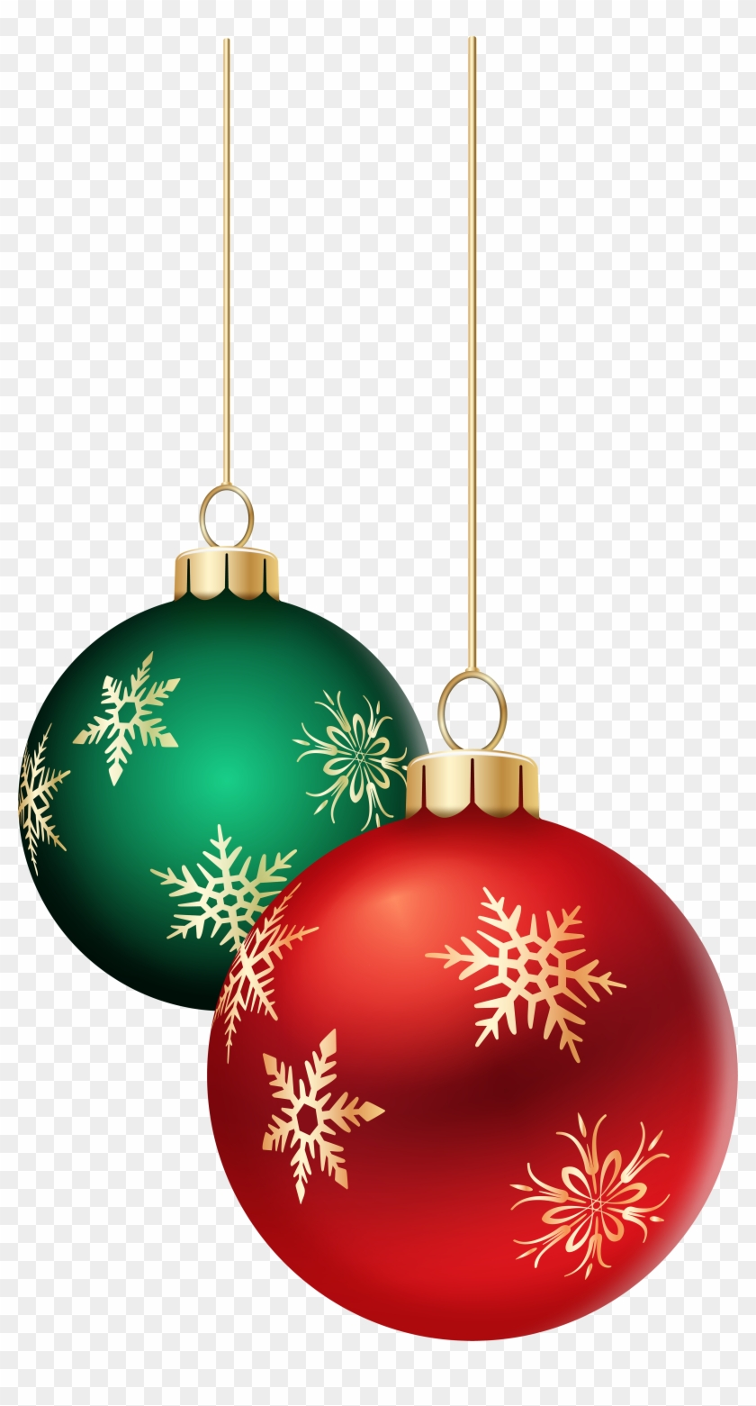 Christmas Transparent Background.Image Library Stock Hanging Balls Png Clip Art Image