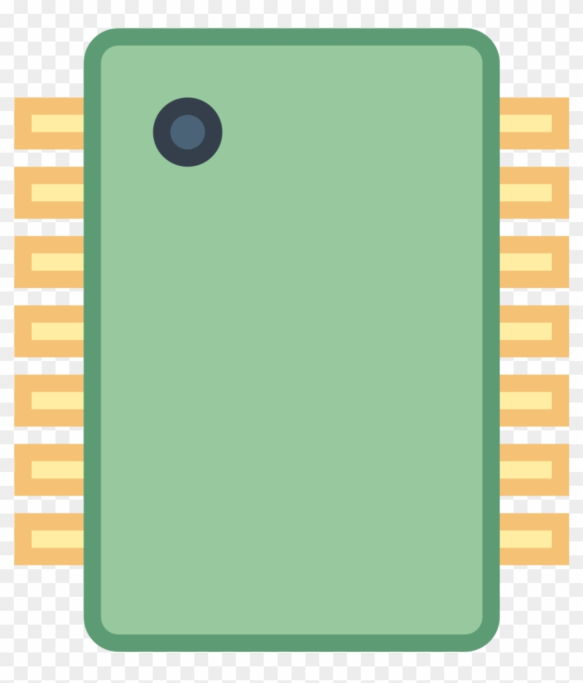 Integrated Circuits Transparent Images Png Visiting Card