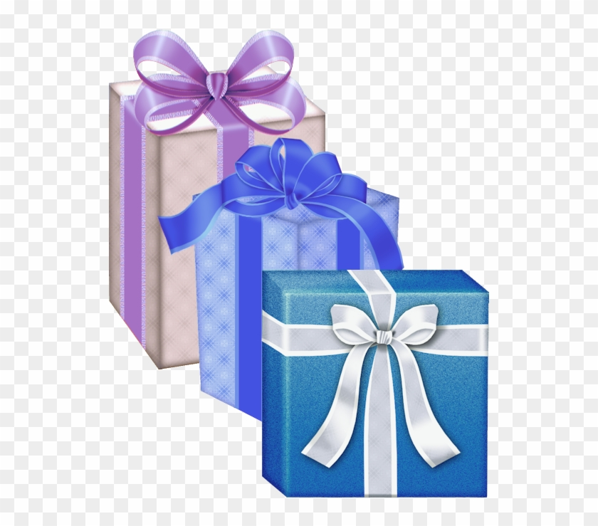 Happy Birthday Gifts Clip Art HD Png Download