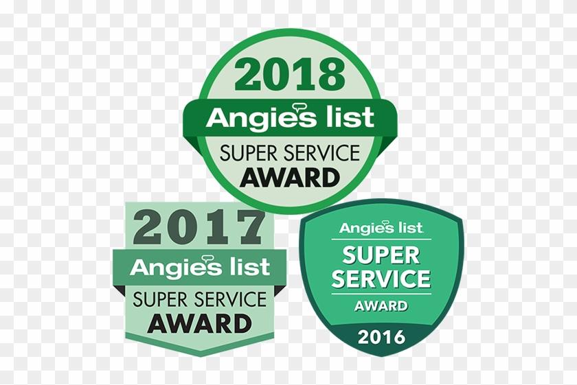 The Prestigious Angie's List Super Service Award Is - Angie's List