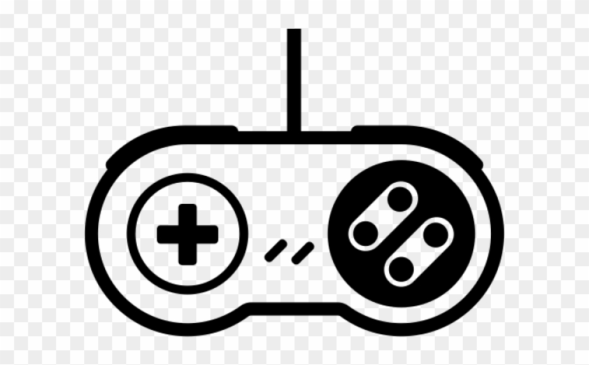 Nintendo Clipart Nes Controller Video Game Controller Clipart Hd Png Download 640x480 1409765 Pngfind