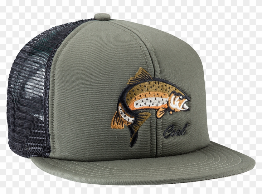 db5451a25 Coal The Wilds Hat Olive - Baseball Cap, HD Png Download - 1773x1228 ...
