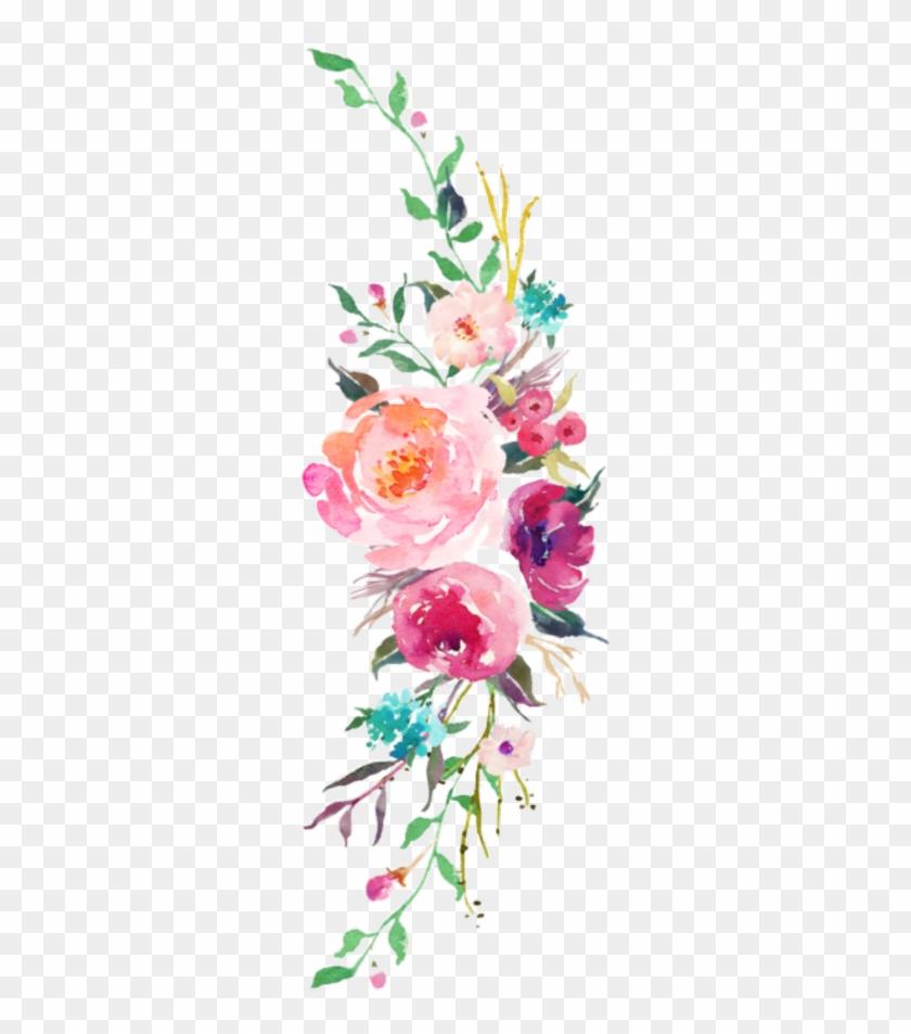 Freetoedit Frame Rose Flower Pink اطار 2