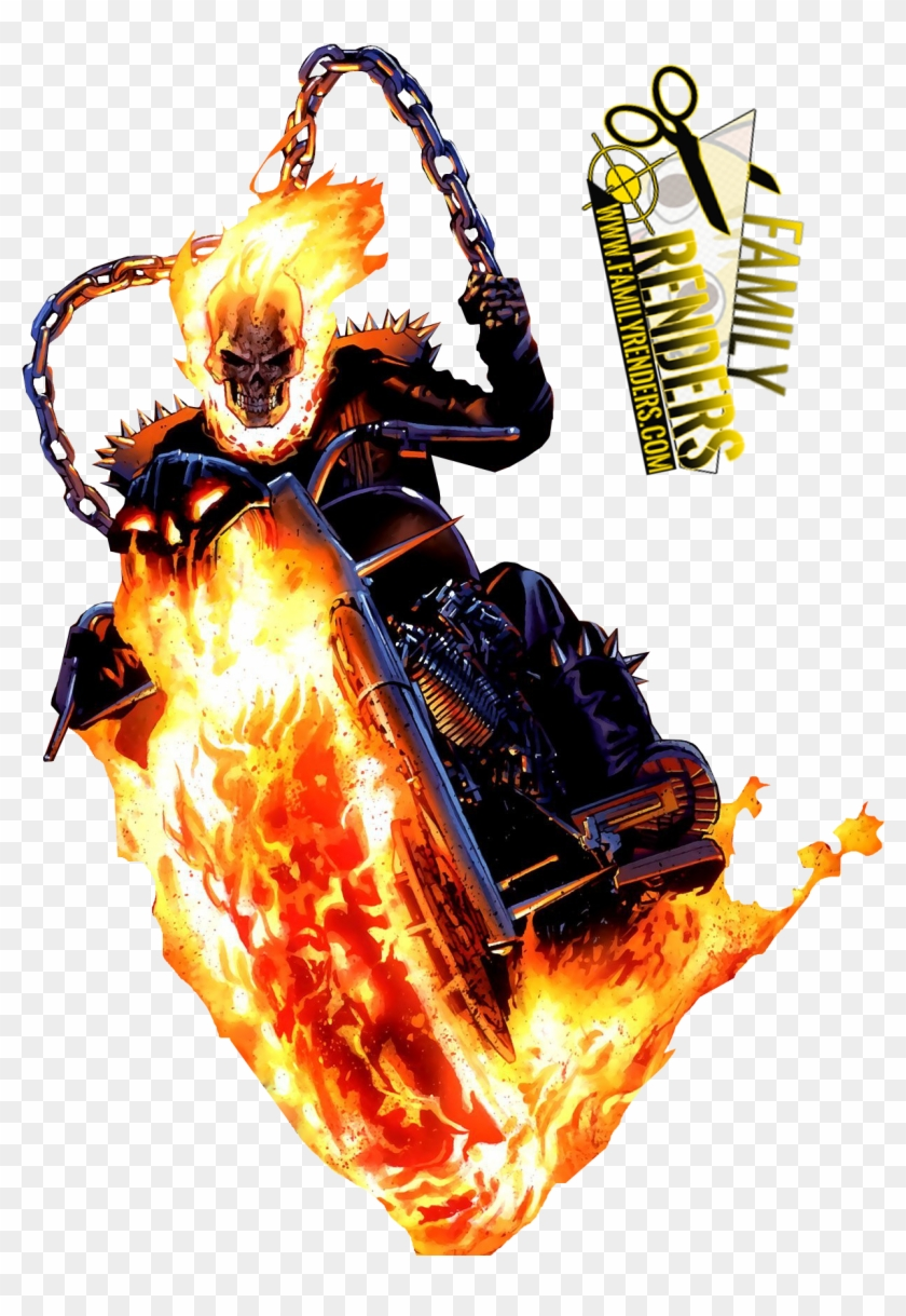 Ghost Rider 1 Variant Hd Png Download 1280x18331418951 Pngfind