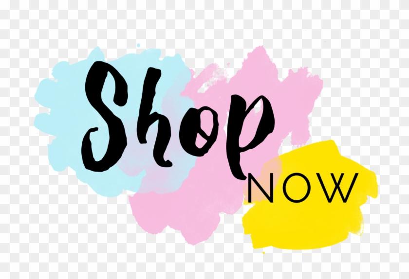 Shop Now Button Transparent - Signage, HD Png Download