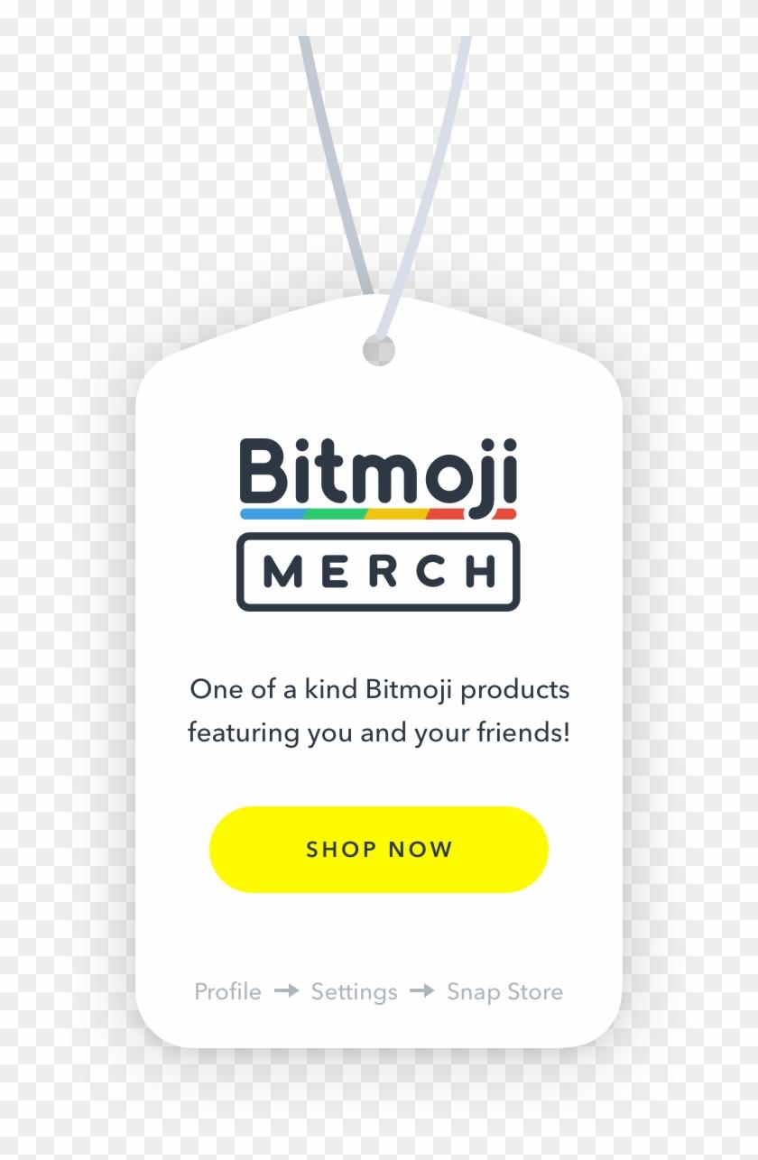 Snap Code To Snap Store - Bitmoji, HD Png Download