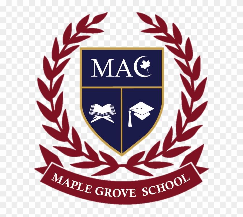 Mac Maple Grove School Islamic School Logo Design Hd Png Download 646x699 1443138 Pngfind