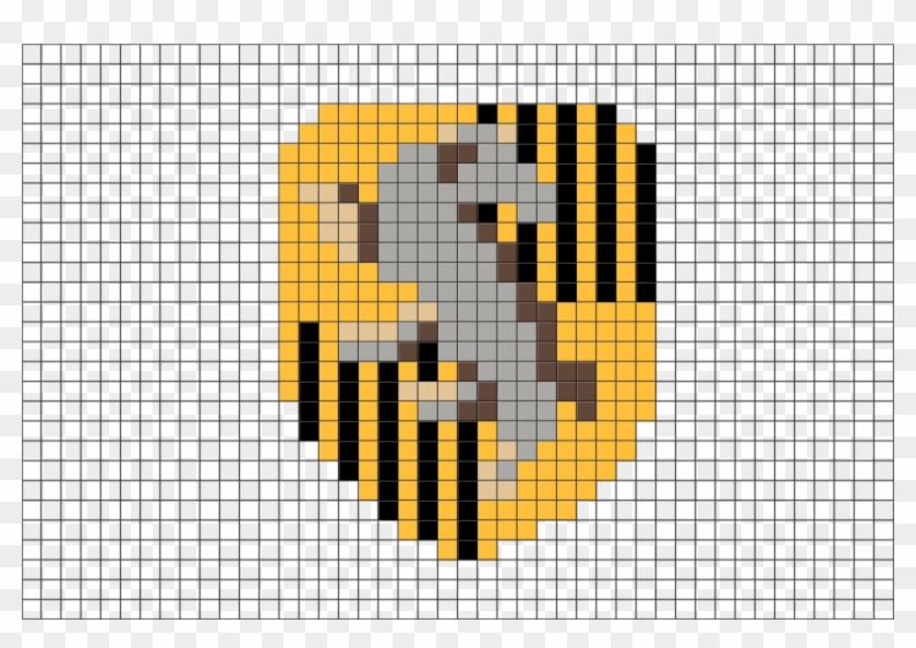 Harry Potter Pixel Art Easy