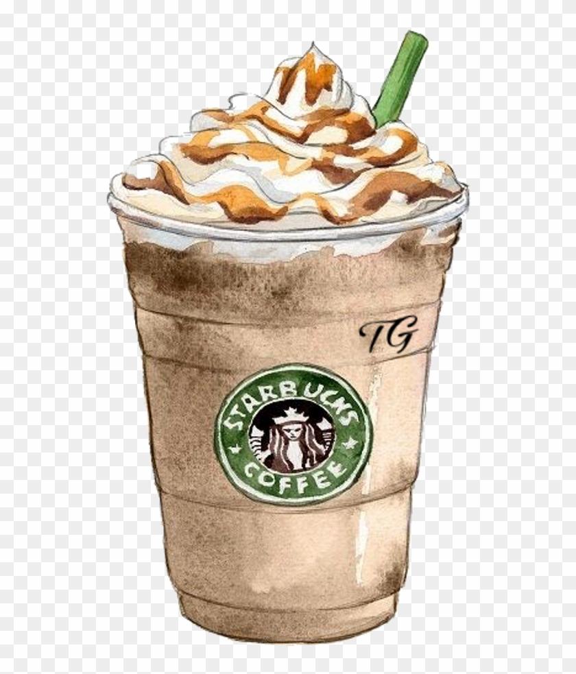 Starbucks Clipart Tumblr Hipster Starbucks Stickers Hd Png