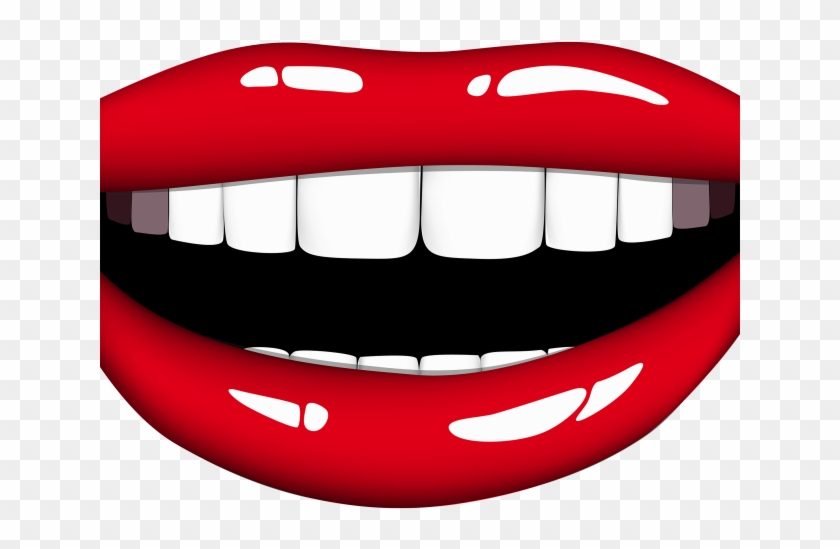 Smoke Effect Clipart Mouth - Smile Clipart Transparent