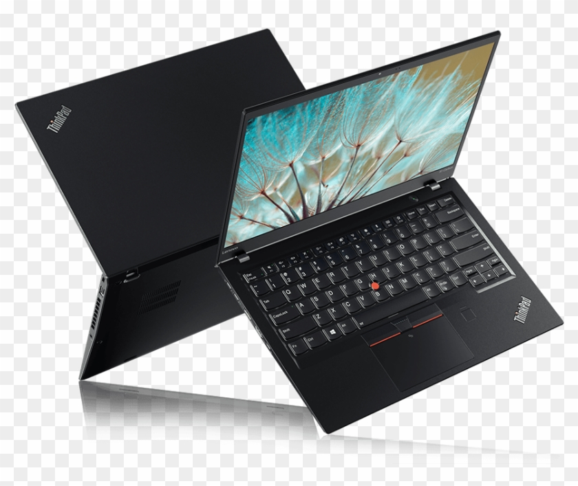 Best Linux Laptops To Buy In - Lenovo X1 Carbon 2017, HD Png
