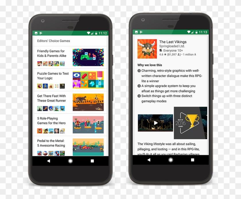 Play - Google Play Editors Choice, HD Png Download