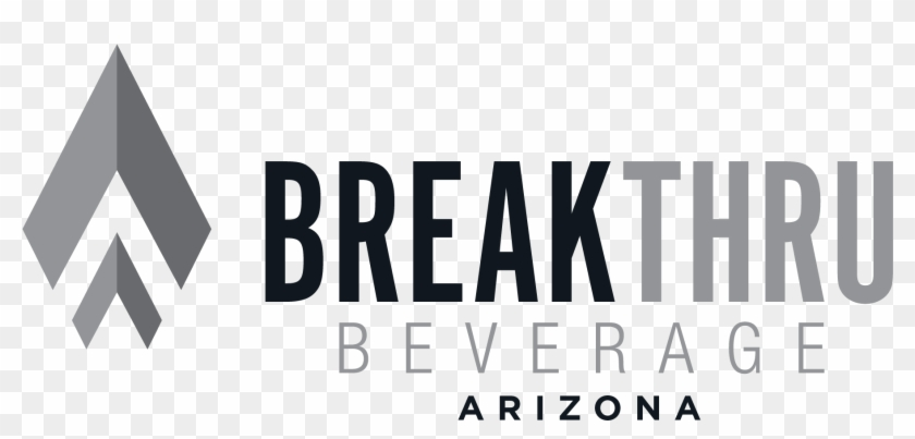 Bbg Bw Az Horizontal Logotype - Breakthru Beverage Group, HD