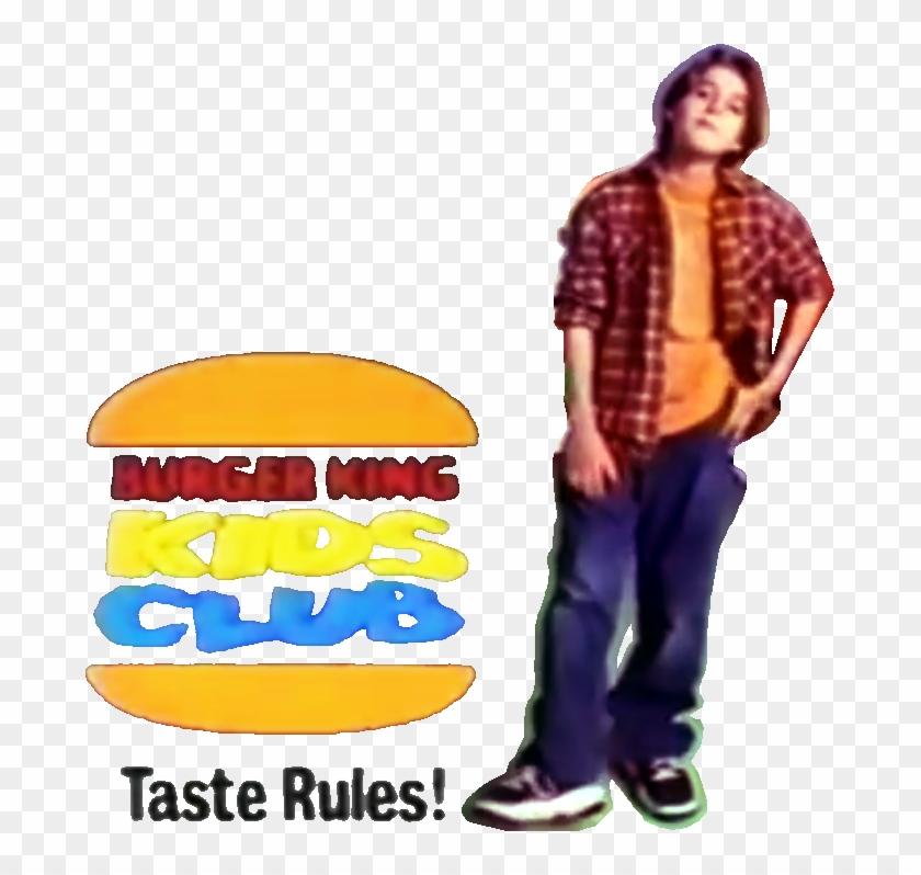 Burger King Kids Club Logo, HD Png Download - 683x718