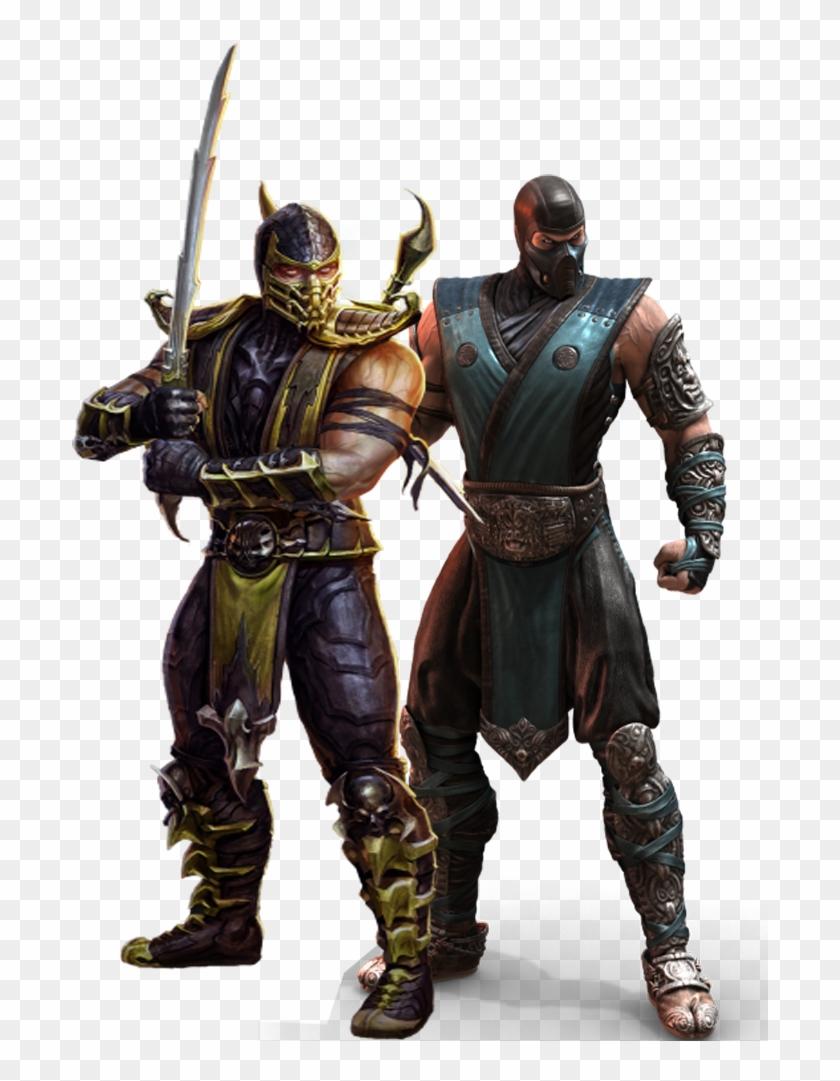 Mortal Kombat X Clipart Scorpion Scorpion Mortal Kombat Png