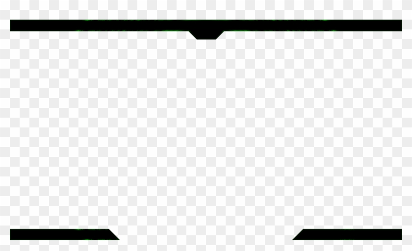 Twitch Overlay Png Svg Freeuse Stock - Twitch Overlay Template Black