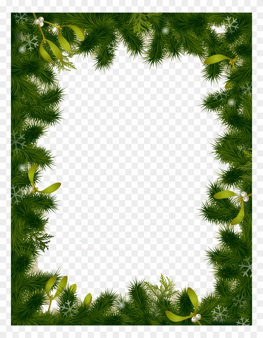 Christmas Graphics Transparent.Christmas Border Png Transparent Christmas Border Vector