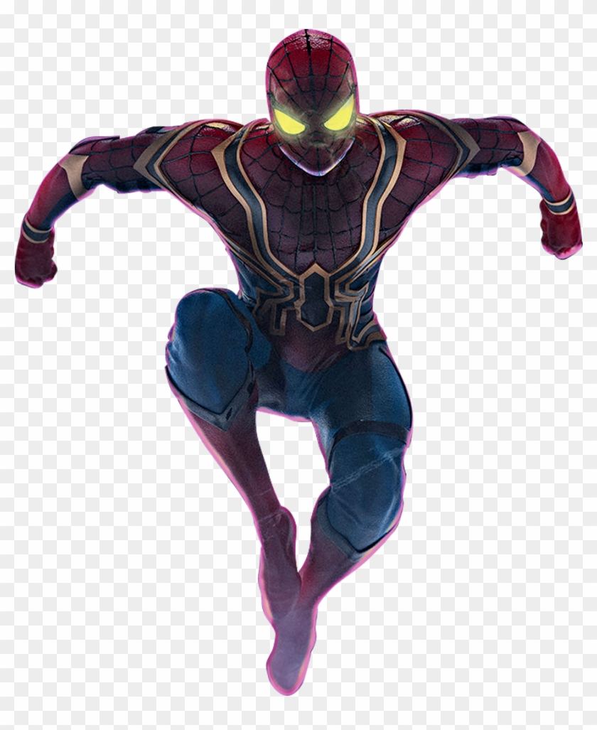 Iron Spiderman Hd Photo Pics Iron Spiderman Png