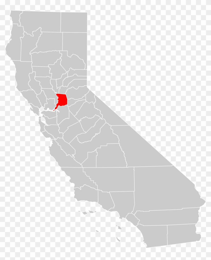 Blank Map Of Us Counties File California County Map - Map Of ...