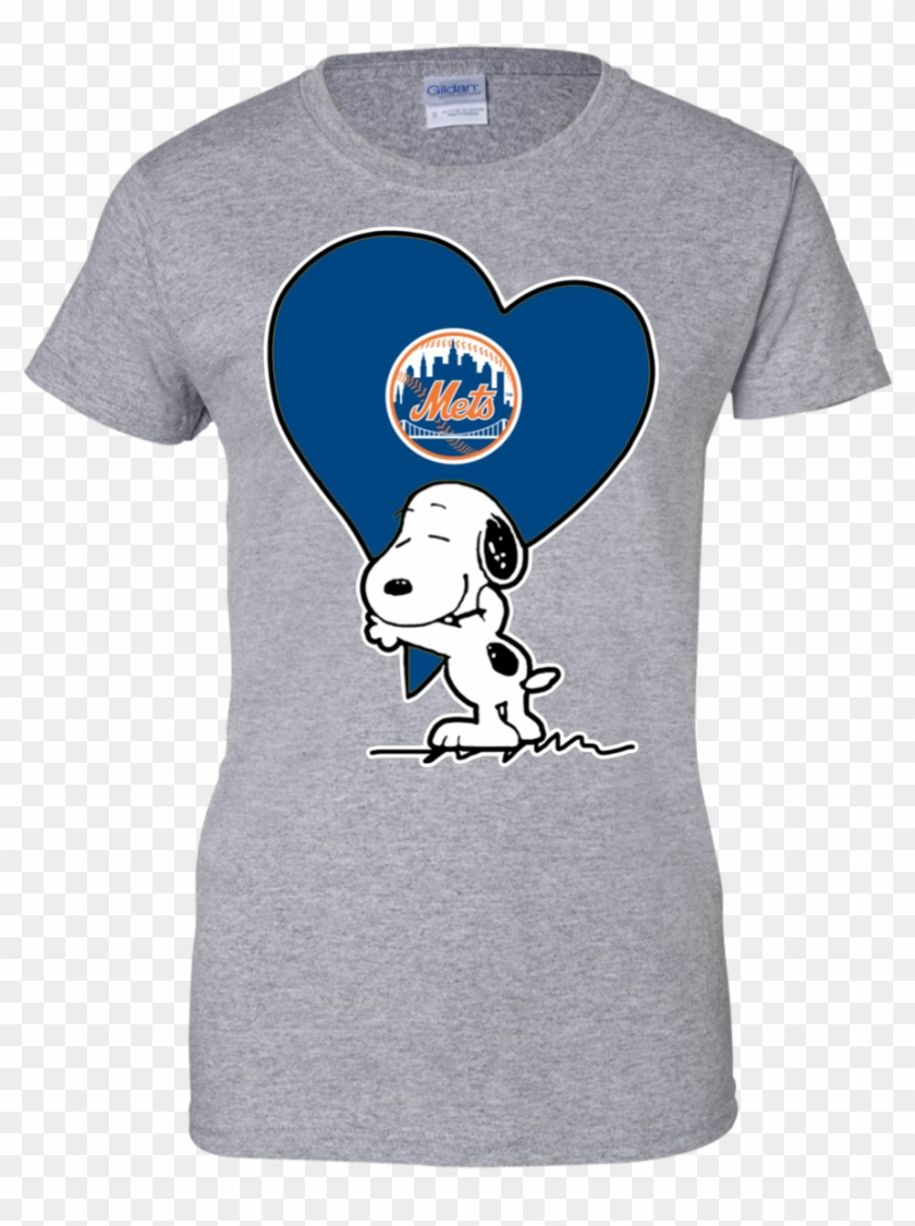 new arrival fa542 e016b Snoopy Love Ny Mets, HD Png Download - 883x1141(#1508935 ...