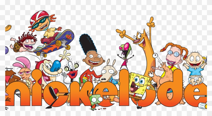 Nickalive Idw Games And Nickelodeon Partner For 90s