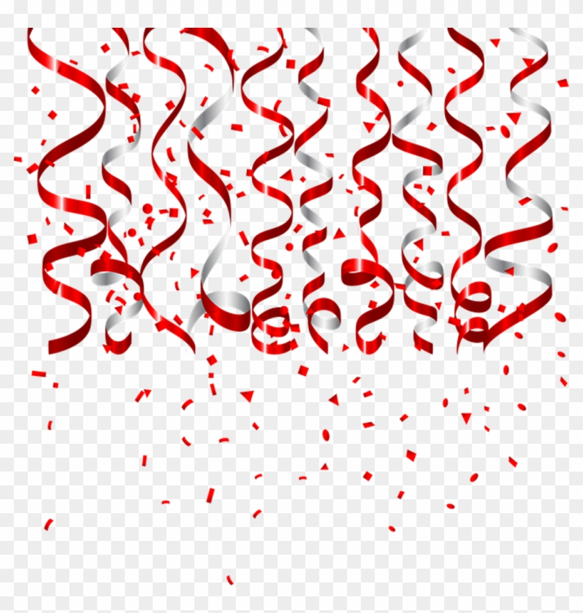 Confetti Sticker Red Confetti Background Png Transparent Png 1024x1030 1525756 Pngfind