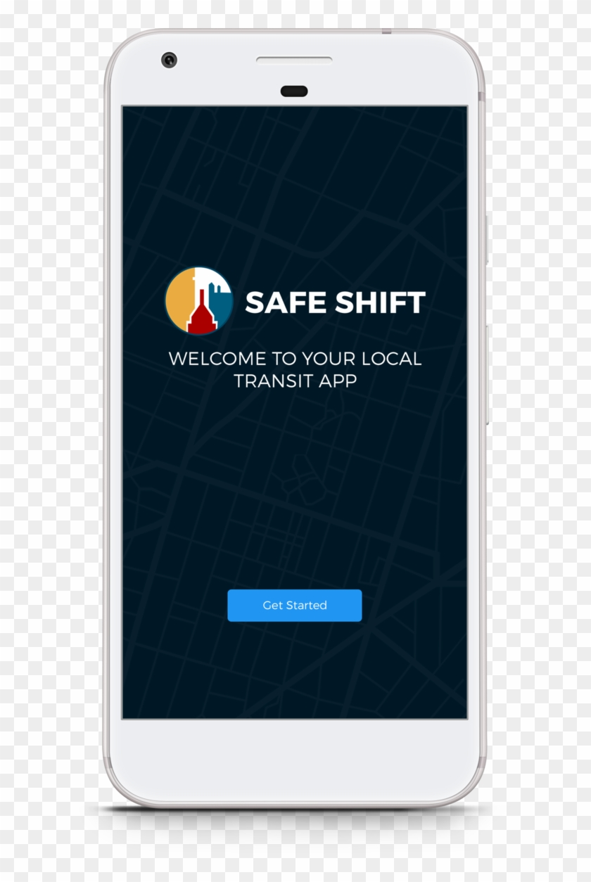 The Safe Shift White Label App - Graphic Design, HD Png