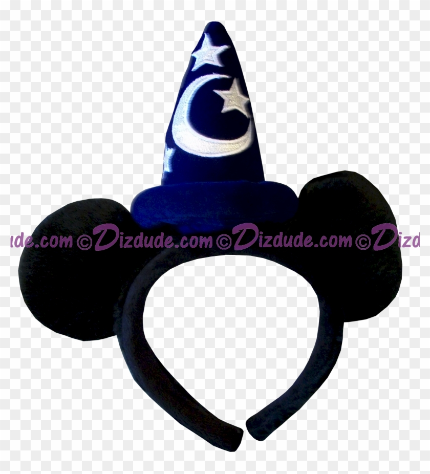 58a862942e5a0 Disney Sorcerers Headband With Mickey Ears © Dizdude - Party Hat