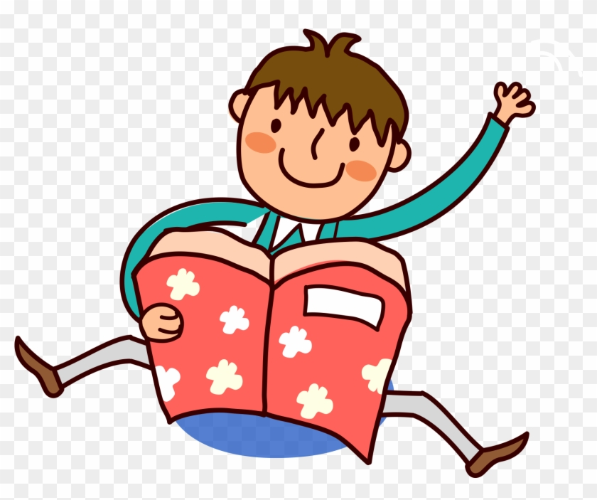 Free Reading Png Images Cartoon Reading Books Images Png