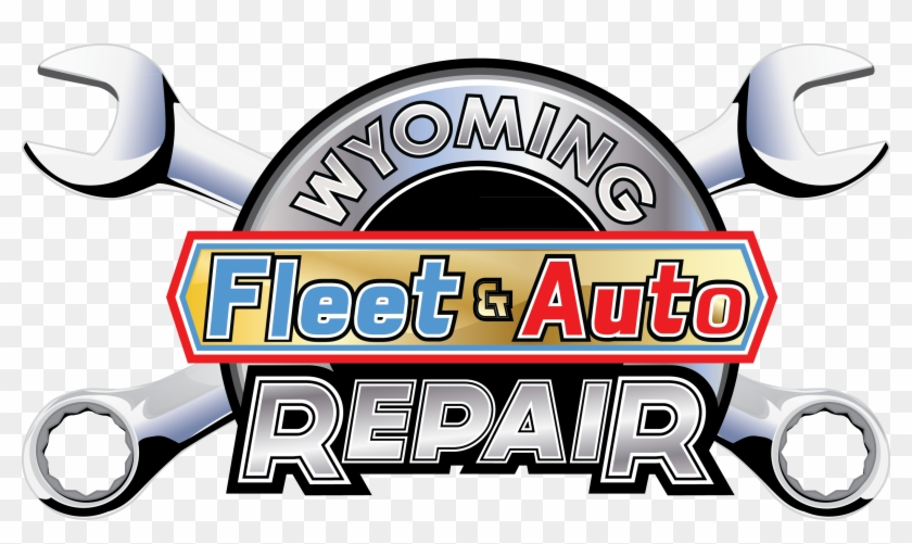 Wyoming Fleet & Auto Repair - Auto Shop Logo Designs, HD Png