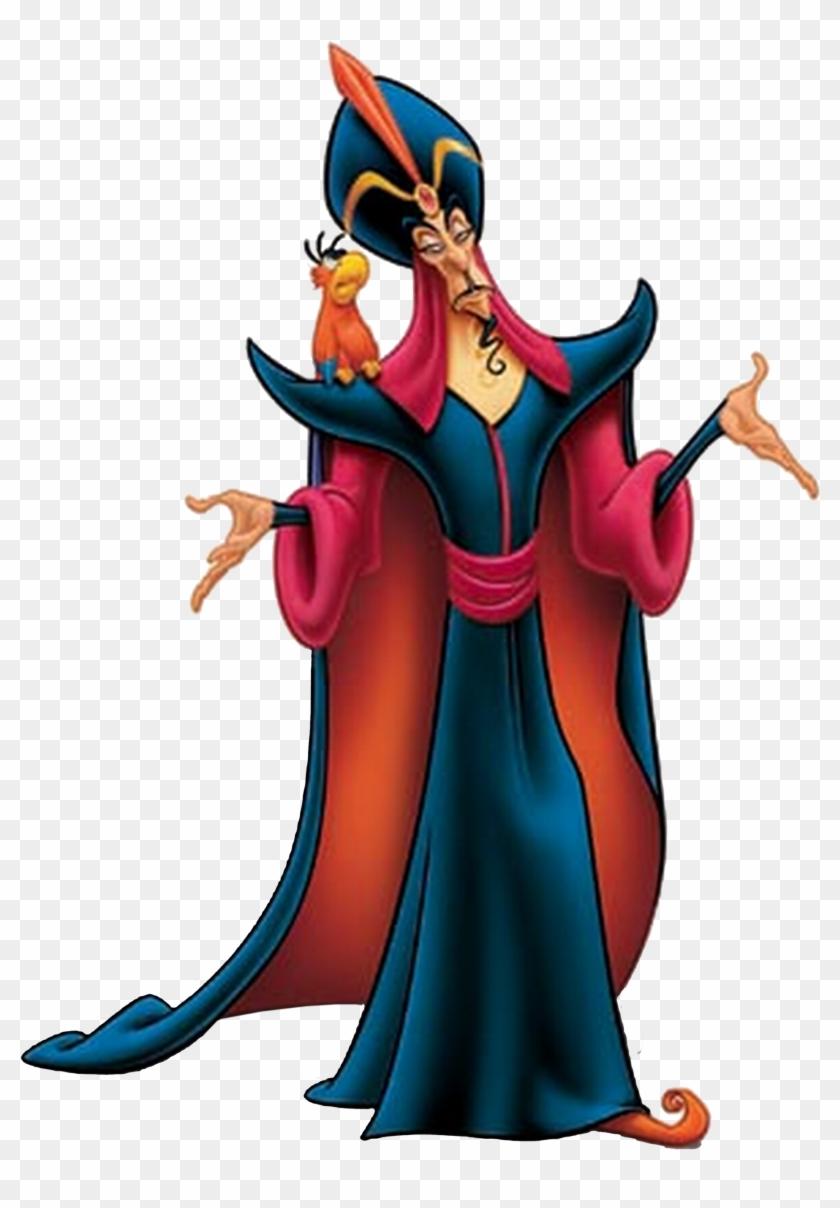 Pluto Disney Wiki - Jafar Aladdin, HD Png Download - 720x926