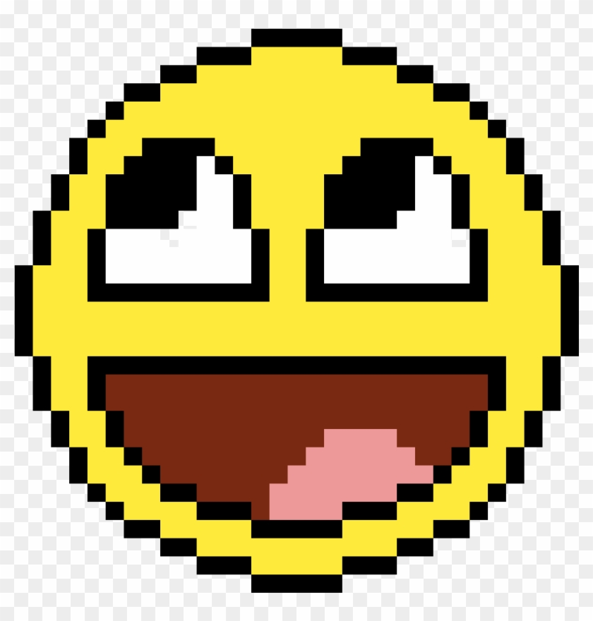 155-1554351_awesome-face-pixel-art-emoji-hd-png-download Pixel Art Emoji @koolgadgetz.com.info