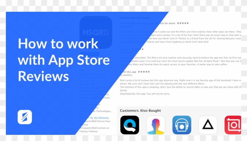 App Store Reviews - App Store Negative Reviews, HD Png