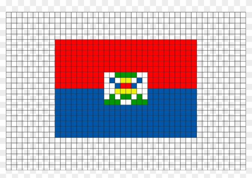 Flag Of Haiti Pixel Art From Brikbook Russian Flag Pixel