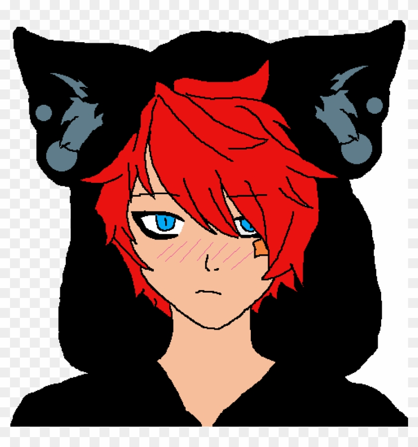 Aphmau And Aaron Anime Png Download Wolf Boy Anime Gif Transparent Png 977x1001 1565538 Pngfind