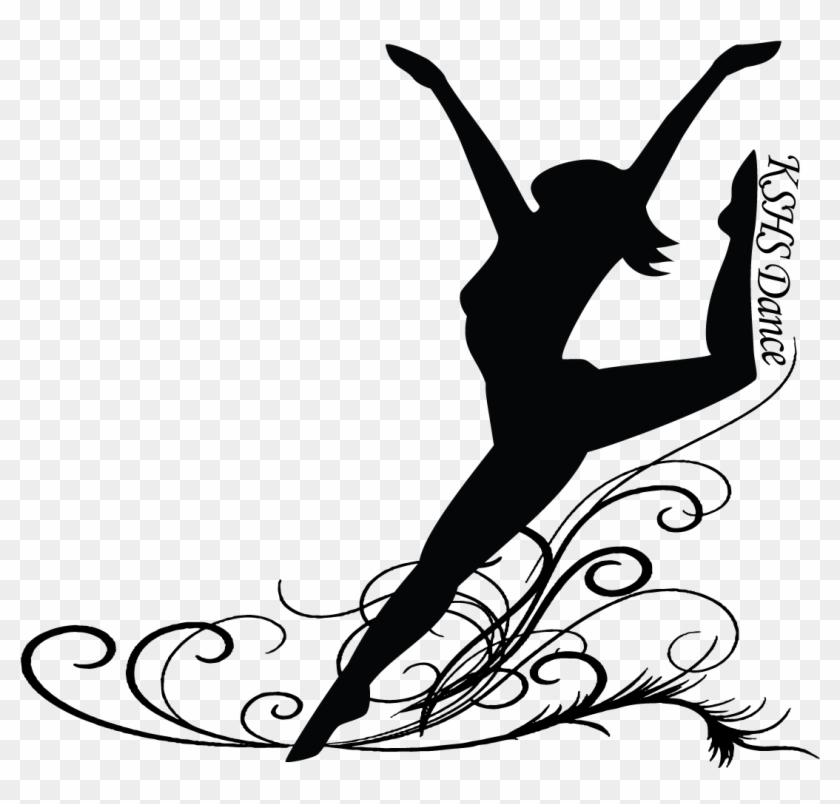 graphic relating to Ballerina Silhouette Printable identify Printable Ballerina Silhouette At Getdrawings - Ballet