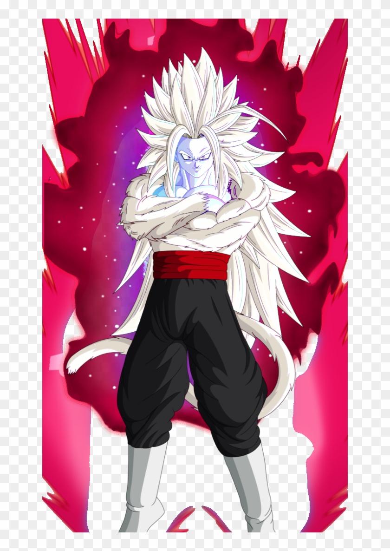 Goku Black Super Saiyan Rose 5 Kaio Ken Super Villain