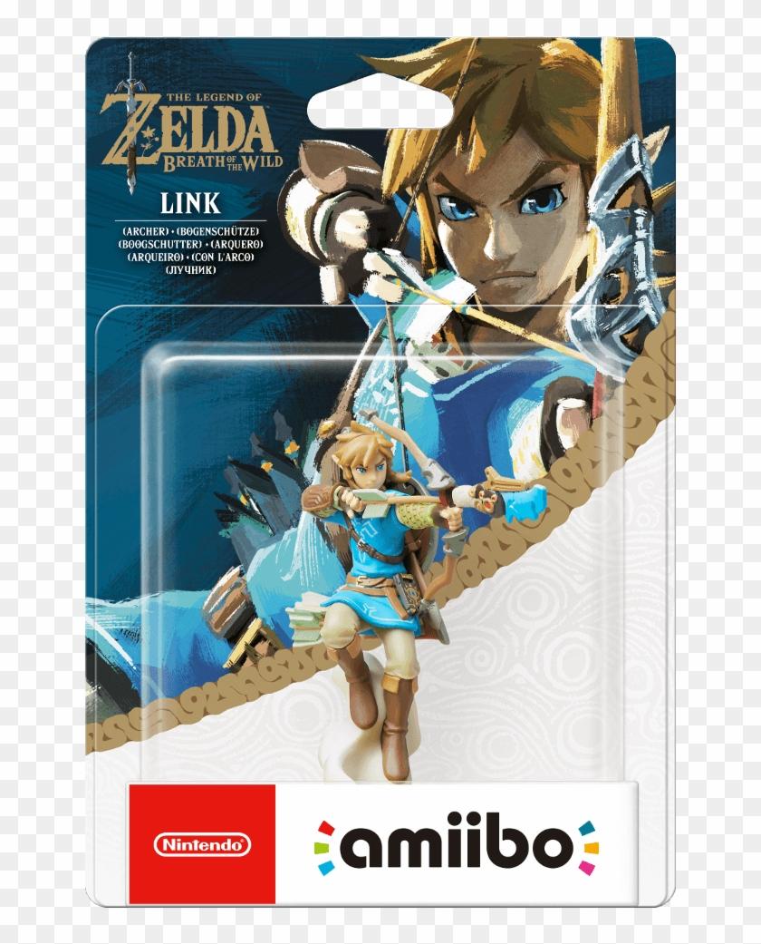 Billedresultat For Amiibo Zelda - Link Amiibo Breath Of The